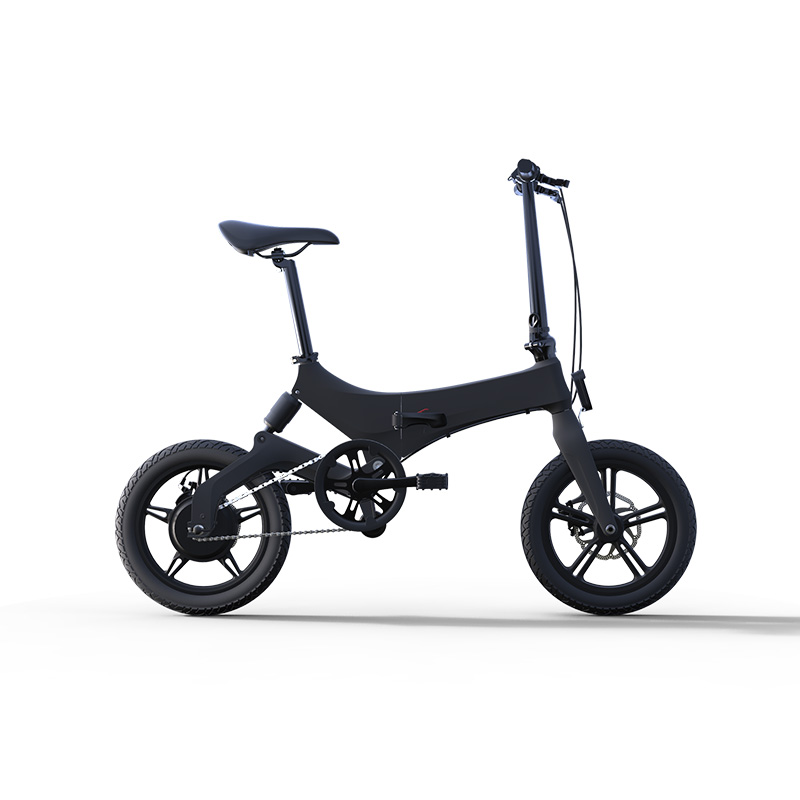 飘鱼(onebot)S6 折叠电动助力自行车2019新款